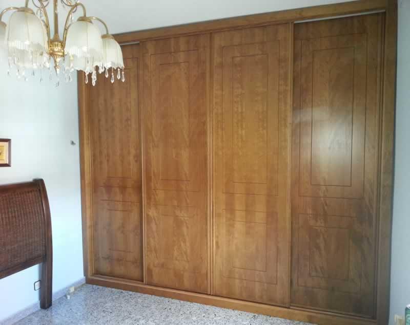 Montaje puertas correderas armarios montaje de armarios a - Armario corredera ...