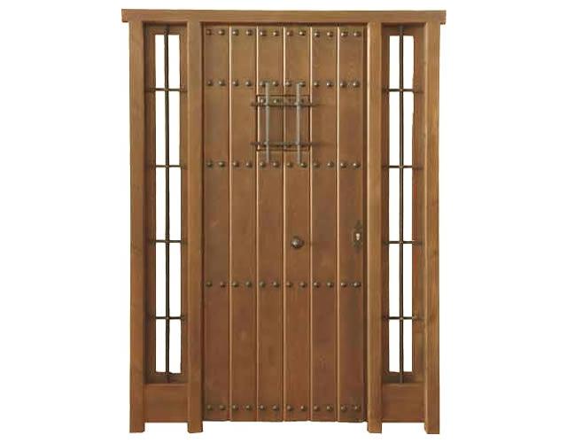Especialistas en rinconeras puertas ventanas loramu - Puertas forja exterior ...