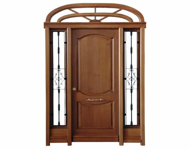 Puertas de madera con herreria no hay texto alternativo for Puertas de madera con herreria