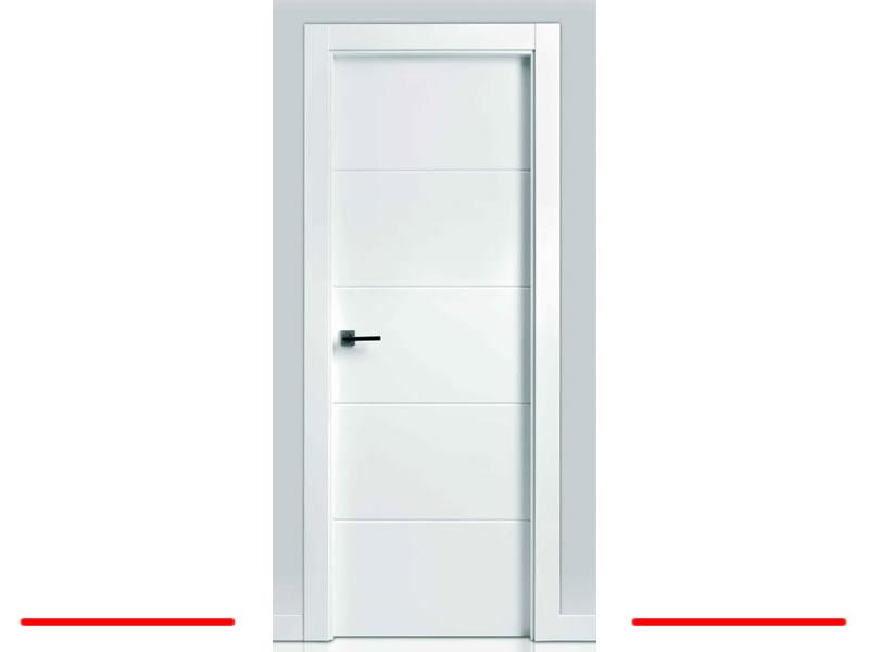 Especialistas en rinconeras puertas de paso lacadas for Puertas uniarte lacadas