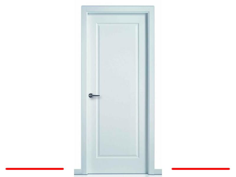 Especialistas en rinconeras puertas de paso lacadas - Puertas lacadas san rafael ...