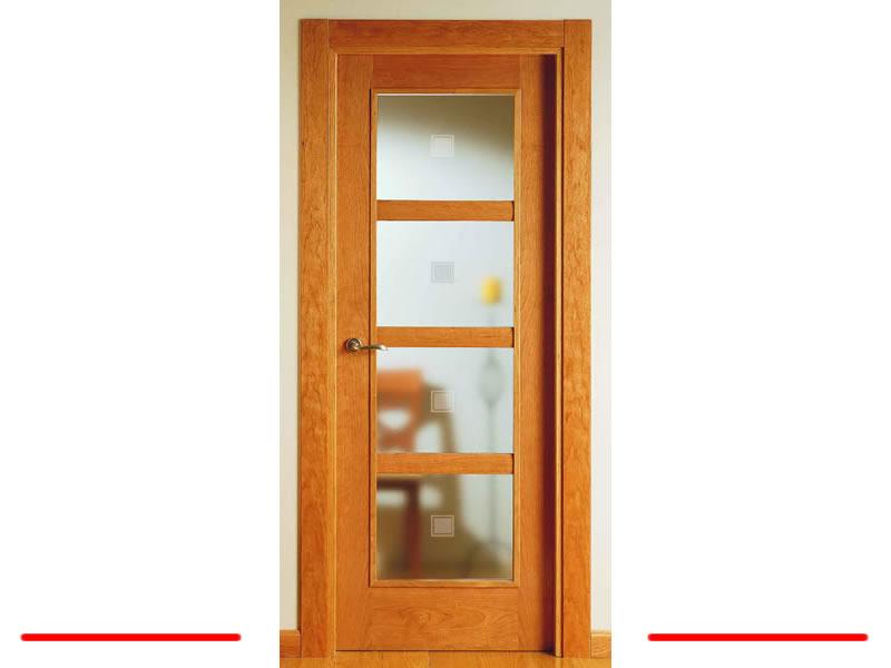 Puertas plafonadas affordable puertas de entrada - Renovar puertas sapelly ...